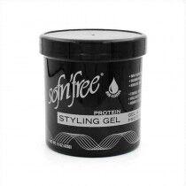Loción de Peinado Sofn'free Negro (425 gr)   Sofn'free   Ceras para el pelo   Maquillaliux.com    Tienda Online Maquillaje Ba...