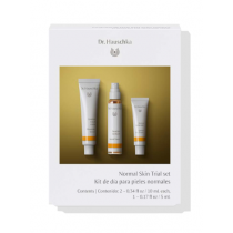 Kit de día para Pieles Normales Dr. Hauschka | Cosmética Natural Online | Maquillaliux Cosmética Ecológica