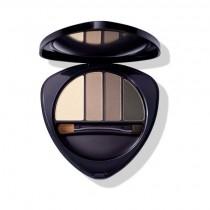 Paleta para Ojos y Cejas Dr. Hauschka (5,3 gr)   Cosmética Natural Online   Maquillaliux Cosmética Ecológica