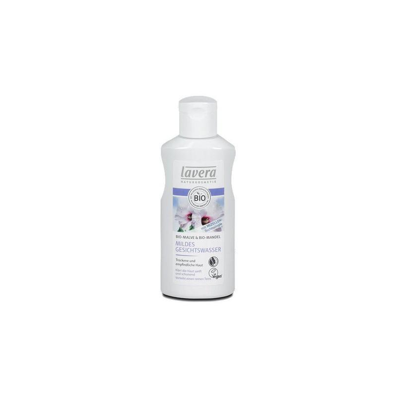 Tónico Facial Suave Almendras y Malva Lavera (125 ml) | Cosmética Natural Online | Maquillaliux Cosmética Ecológica