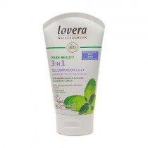 Gel Limpiador 3 en 1 Lavera (125 ml) | Cosmética Natural Online | Maquillaliux Cosmética Ecológica