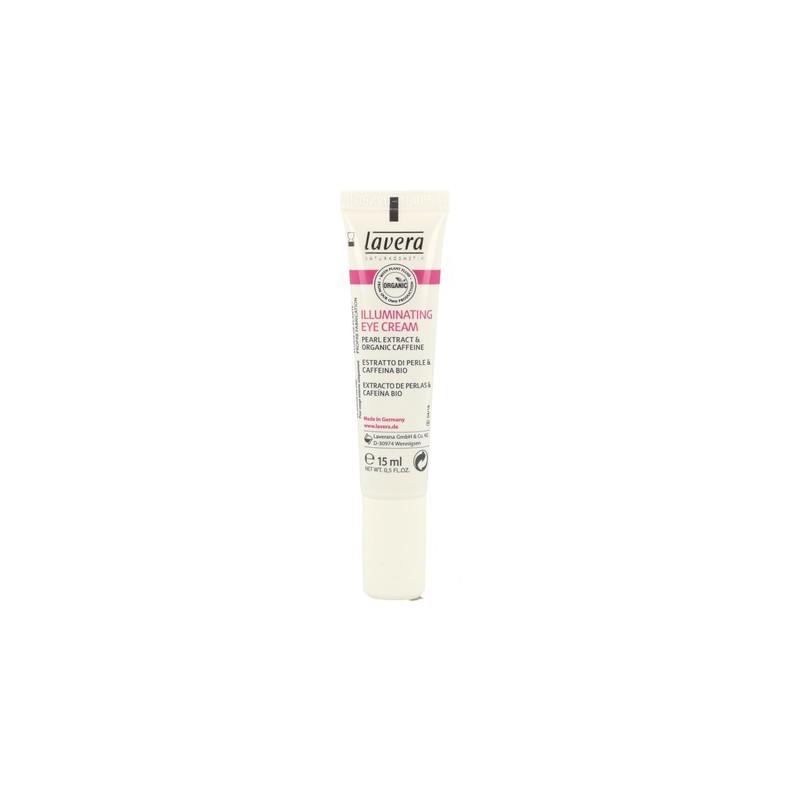Contorno de Ojos Crema Iluminadora Lavera (15 ml)   Cosmética Natural Online   Maquillaliux Cosmética Ecológica