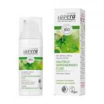 Fluido Purificante Ácido Salicílico y Menta Bio Lavera (50 ml) | Cosmética Natural Online | Maquillaliux Cosmética Ecológica