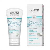 Crema Día Hidratante Basis Sensitiv Lavera (50 ml) | Cosmética Natural Online | Maquillaliux Cosmética Ecológica