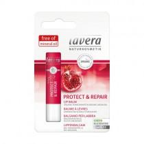 Bálsamo Labial Protege y Repara Lavera (4,5 gr) | Cosmética Natural Online | Maquillaliux Cosmética Ecológica