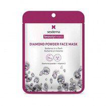 Mascarilla Facial Beauty Treats Diamond Powder Sesderma (22 ml)   Sesderma   Mascarillas   Maquillaliux.com    Tienda Online ...