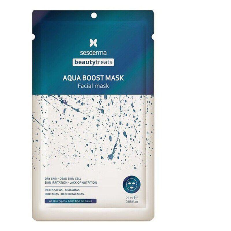 Mascarilla Facial Beauty Treats Aqua Boost Sesderma (25 ml)   Sesderma   Mascarillas   Maquillaliux.com    Tienda Online Maqu...