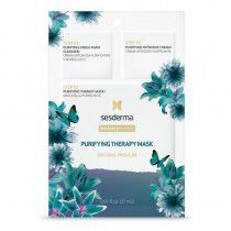 Mascarilla Facial Beauty Treats Purifiying Therapy Sesderma (27 ml) | Sesderma | Mascarillas | Maquillaliux.com  | Tienda Onl...