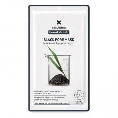 Mascarilla Facial Beauty Treats Black Pore Sesderma (25 ml) | Sesderma | Mascarillas | Maquillaliux.com  | Tienda Online Maqu...