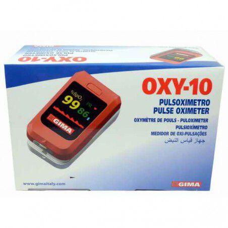 Oxímetro de Pulso Oxy-10 (Reacondicionado A+)   BigBuy Wellness   Botiquín   Maquillaliux.com    Tienda Online Maquillaje Bar...
