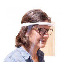 Comprar Visera Kmina Protección facial (Reacondicionado D) Online en Maquillaliux.com | Artículos de bienestar y relajación a...
