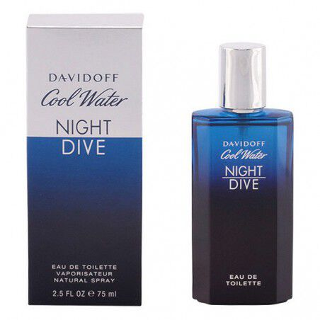 Perfume Hombre Cool Water Night Dive Davidoff EDT | Davidoff | Perfumes de hombre | Maquillaliux.com  | Tienda Online Maquill...