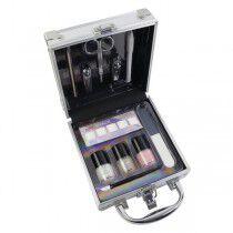 Comprar Maletín de Manicura The Color Workshop Metálico (15 pcs) (Reacondicionado A+) Online en Maquillaliux.com | Manicura y...