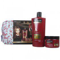 Comprar Set de higiene Tresemme Keratina (Reacondicionado A+) Online en Maquillaliux.com | Champús al mejor precio | Cosmétic...