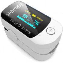 Comprar Oxímetro de Pulso Blanco (Reacondicionado B) Online en Maquillaliux.com | Botiquín al mejor precio | Cosméticos Onlin...