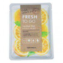 Comprar Mascarilla Fresh to Go Yuja TonyMoly Online en Maquillaliux.com | Mascarillas al mejor precio | Cosméticos Online | T...