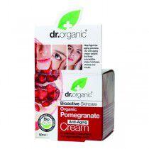 Comprar Crema Antiedad Pomegranate Dr.Organic (50 ml) Online en Maquillaliux.com | Cremas antiarrugas e hidratantes al mejor ...