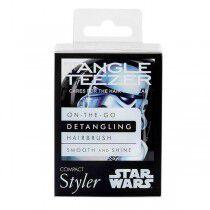 Comprar Cepillo Desenredante Compact Styler Stormtrooper Tangle Teezer Online en Maquillaliux.com | Peines y cepillos al mejo...