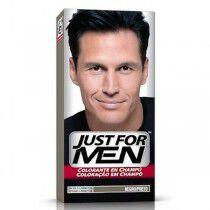 Comprar Tinte sin Amoniaco Just For Men Negro Natural Online en Maquillaliux.com | Tintes de pelo al mejor precio | Cosmético...