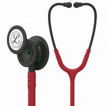 Comprar Estetoscopio 3M Littmann Classic III Rojo/Negro Fonendoscopio (Reacondicionado A+) Online en Maquillaliux.com | Botiq...