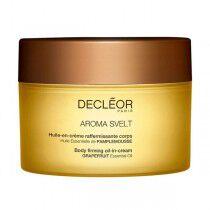 Comprar Crema Reafirmante Corporal Aroma Svelt Decleor (200 ml) Online en Maquillaliux.com | Cremas hidratantes y exfoliantes...