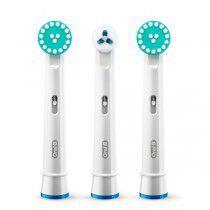 Recambio para Cepillo de Dientes Eléctrico Oral-B Ortho Care Essentials (3 pcs) | Oral-B | Higiene bucal | Maquillaliux.com  ...