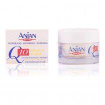 Comprar Crema Antiarrugas de Día Anian Q10 Ácido Hialurónico Vitamina E (50 ml) Online en Maquillaliux.com | Cremas antiarrug...