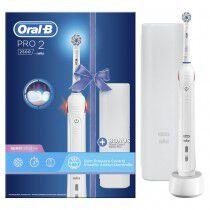 Cepillo de Dientes Eléctrico Oral-B Pro 2 2500 (Reacondicionado A+) | Oral-B | Higiene bucal | Maquillaliux.com  | Tienda Onl...