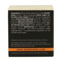 Hidratante Nutritiva Piel Mixta Bio Matarrania   Cosmética Natural Online   Maquillaliux Cosmética Ecológica
