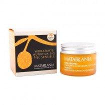 Comprar Hidratante Nutritiva Piel Sensible Bio Matarrania Online en Maquillaliux.com | Cosmética Natural al mejor precio | Co...