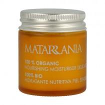 Hidratante Nutritiva Piel Sensible Bio Matarrania   Cosmética Natural Online   Maquillaliux Cosmética Ecológica