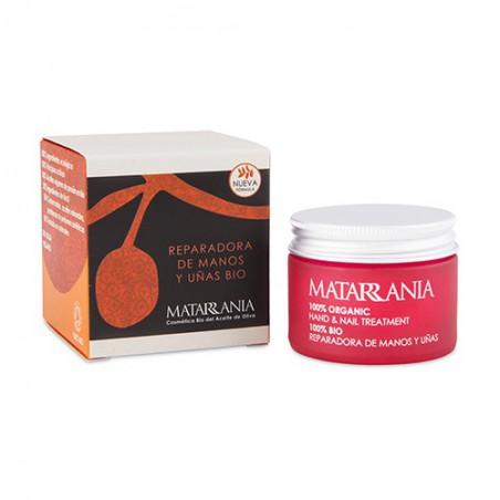Reparadora Manos y Uñas Bio Matarrania   Cosmética Natural Online   Maquillaliux Cosmética Ecológica