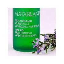 Serum Capilar Nutritivo Antiencrespamiento Bio Matarrania   Cosmética Natural Online   Maquillaliux Cosmética Ecológica