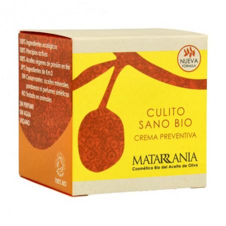 Culito Sano. Crema Preventiva Bio Matarrania | Cosmética Natural Online | Maquillaliux Cosmética Ecológica