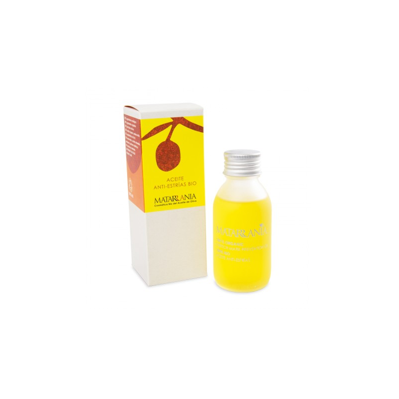 Aceite Anti-estrias Bio Matarrania   Cosmética Natural Online   Maquillaliux Cosmética Ecológica