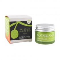 Bálsamo Labial Menta Bio Matarrania | Cosmética Natural Online | Maquillaliux Cosmética Ecológica