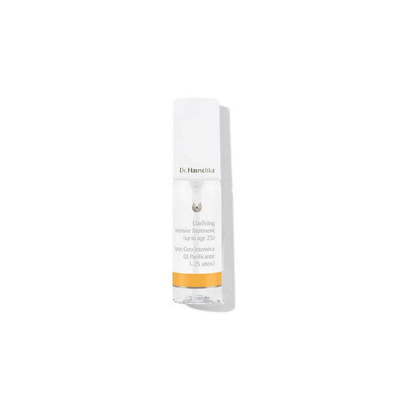 Spray Cura Intensiva 01 Purificante (- 25 años) Dr. Hauschka (40 ml) | Cosmética Natural Online | Maquillaliux Cosmética Ecol...