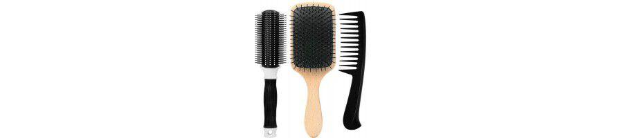 Peines y cepillos