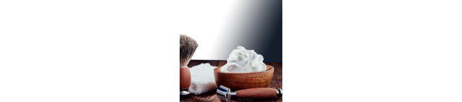 Espumas de afeitar