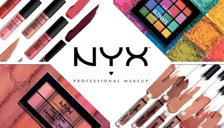 COMPRAR PRODUCTOS NYX ONLINE